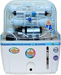 Aqufresh swift RO+UV+UF water purifier