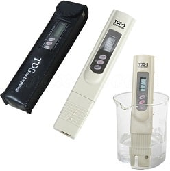 HM Digital TDS3 TDS-3 Pocket TDS Meter Water Tester