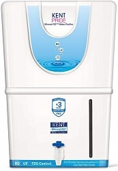 KENT Pride 8-Litres Mineral RO Water Purifier