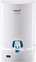Livpure Pep Star Ro+Uv+Uf+Te Water Purifier