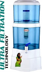 P-ZONE Aquagem 15 liters Water Filter
