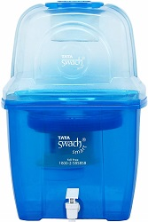 Tata Swach Non-Electric Smart 15-Liter Gravity Based Water Purifier