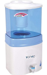 Konvio Neer Gravity Based Water Filter and Purifier