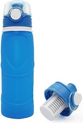 Meded My Friday Silicone Water Purifier Bottle